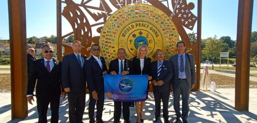 202 Countries Will Full Support to World Peace Gong Token