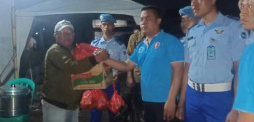 The World Peace Committee Helps Flood Victims in Jakarta Indonesia