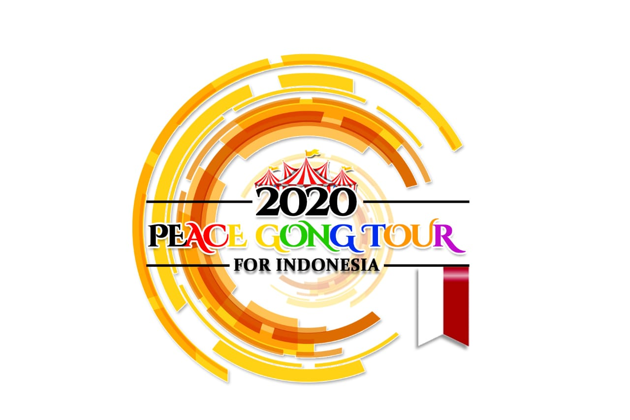 World Peace Committee Luncurkan Peace Gong Tour for Indonesia