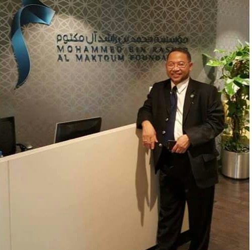 President of The World HE Mr. Djuyoto Suntani Established World Investors Association in Dubai