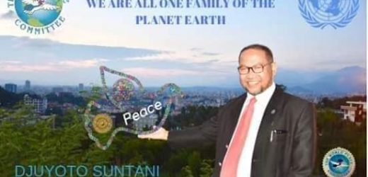 Presiden Dunia Mr Djuyoto Suntani Keynote Speaker World Peace Summit di Afrika Selatan