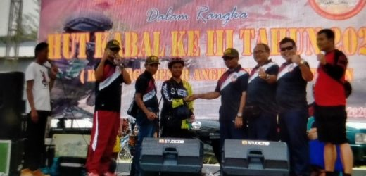 Peringati HUT KABAL ke III Tuban Gelar Goes Fun Bike dan Donor Darah